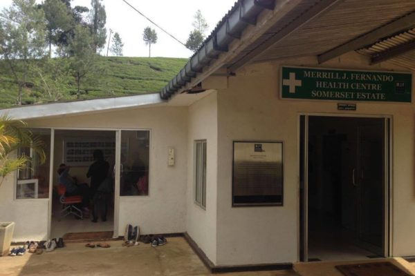 The Somerset Tea Estate Health Clinic