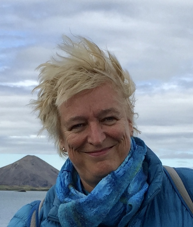 Picture of JBT tour leader, Dr Anne MacAlister