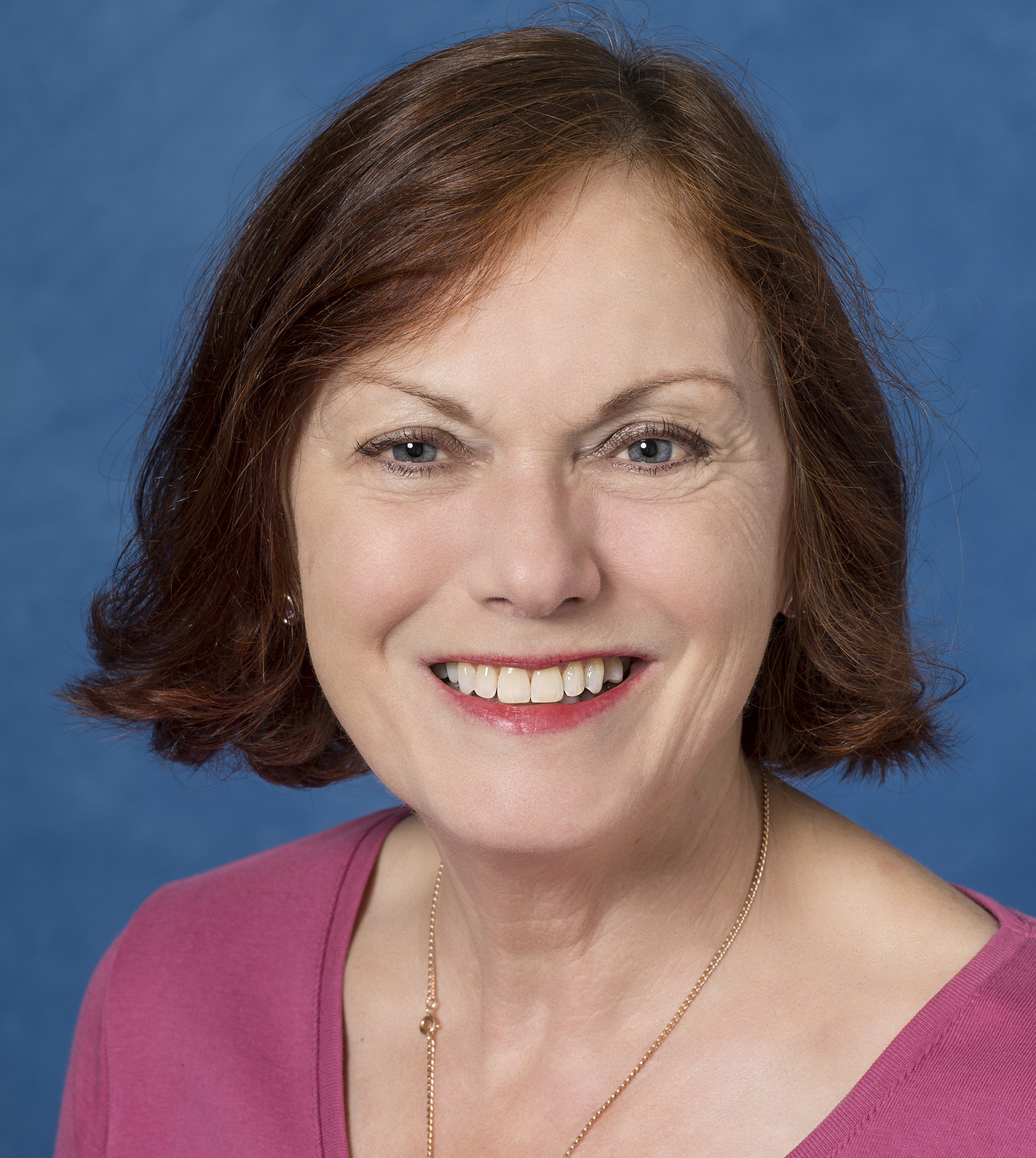 Picture of JBT tour leader, Dr Carol Reeves