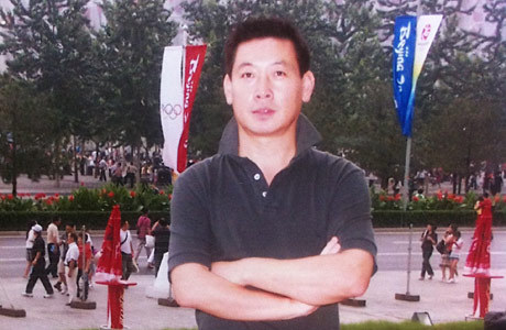 Picture of JBT tour leader, ​Zhang Zhong Jiu