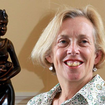 Picture of JBT tour leader, ​Professor Cathy Warwick CBE