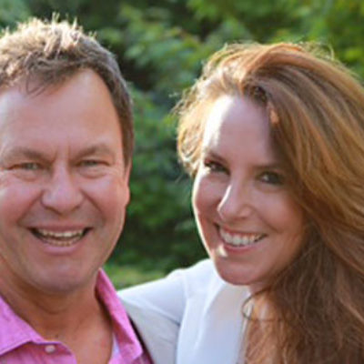 Picture of JBT tour leader, John and Kate Lethlean