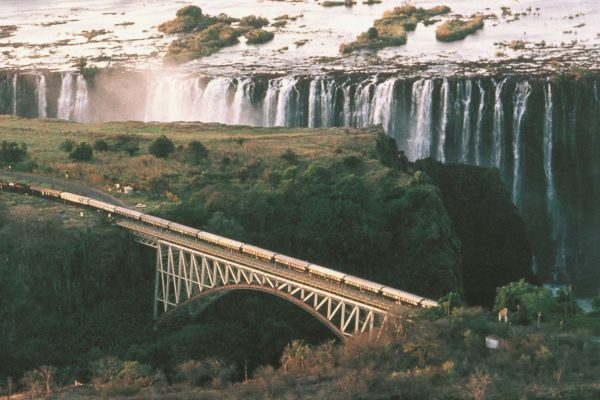 The bridge over Victoria Falls (extension)