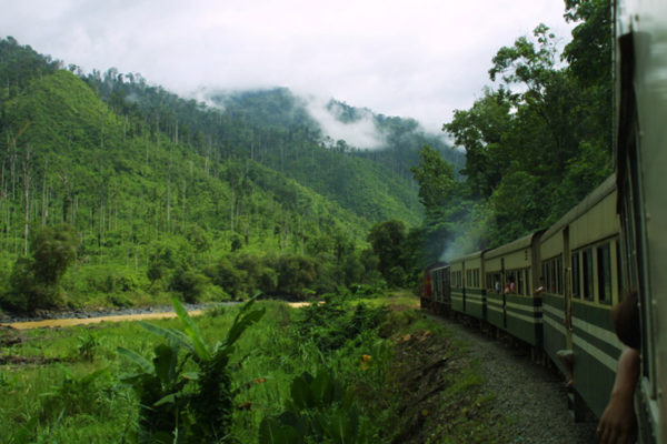 The North Borneo Railway