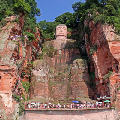 Giant Buddha of Leshan