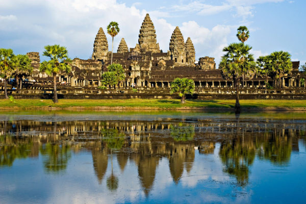 Take the extension to magnificent Angkor Wat