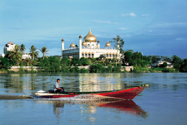 Explore the riverside city of Kuching, Sarawak