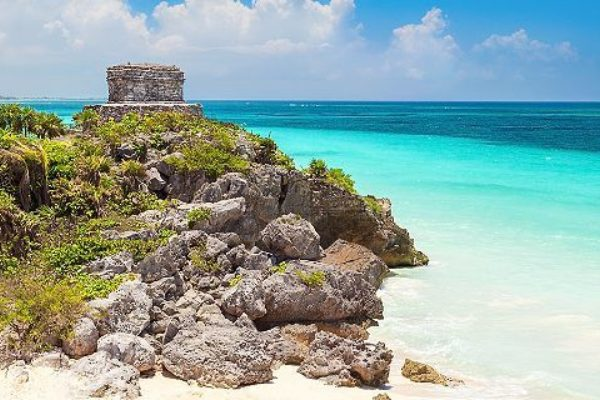 Cruise to Cozumel Island in Mexico