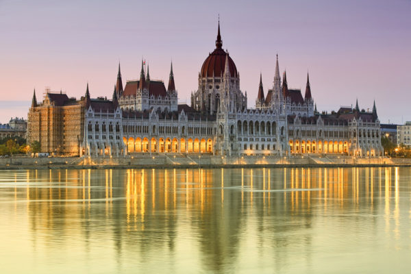Budapest, the 'Queen of the Danube'