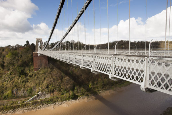 Clifton Suspension Bridge, Bristol, by Visit England