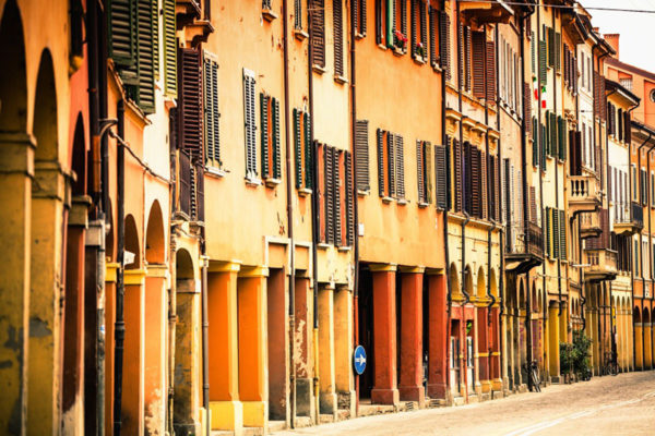 Houses In Bologna