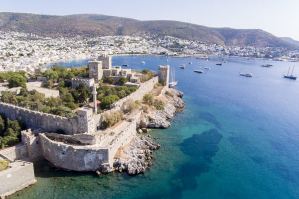 Bodrum on the Turkish Riviera