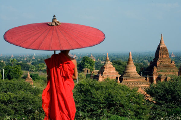 The Plains of Bagan, Burma