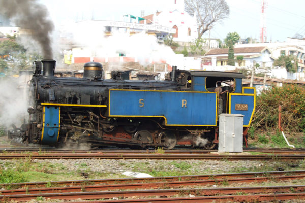 Take the toy train to Coonoor