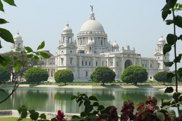 Victoria Memorial, Kolkata (Photo Credit Susi Richardson)