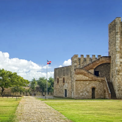 Ozama Fortress  Santo Domingo  Credit Dominican Republic Ministry Of Tourism