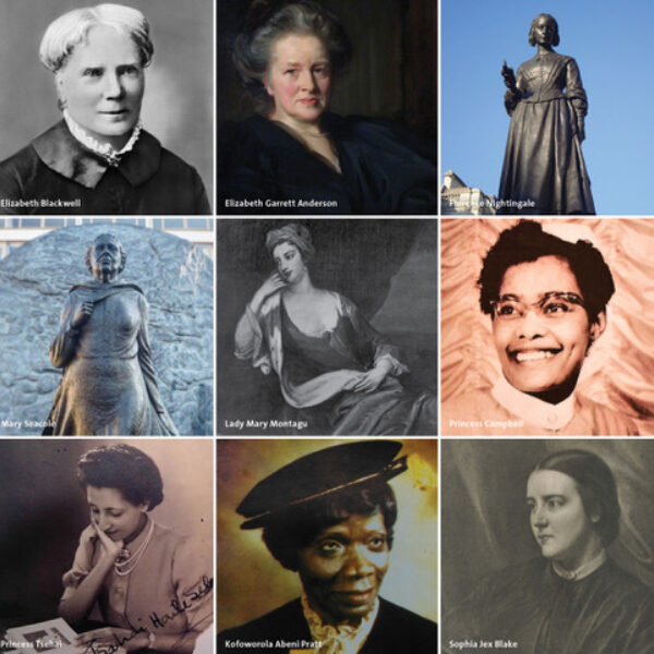 Some great women in medicine through the ages