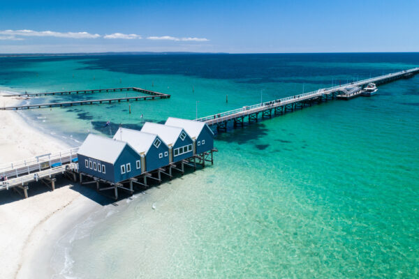 Busselton Jetty (Credit Tourism WA)