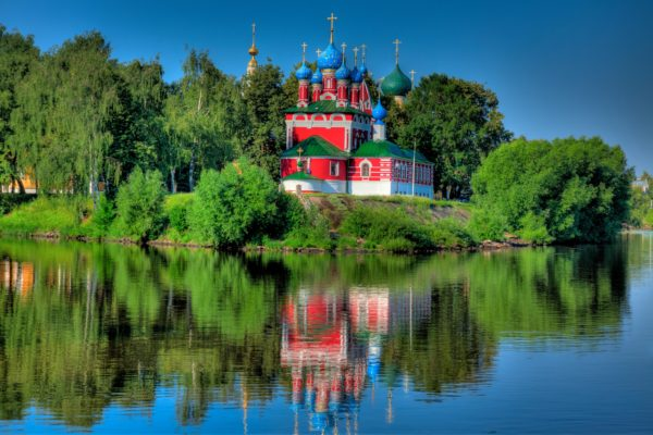 Church of Saint Dmitry On The Blood, Uglich