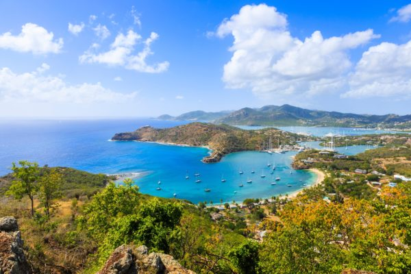 English Harbour And Falmouth Harbour, Antigua