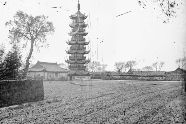 Longhua Pagoda by John Thomson (Photo credit: The Wellcome Instiitute)