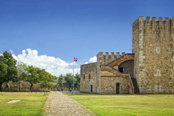 Fortaleza Ozama,  Santo Domingo (Credit Dominican Republic Ministry Of Tourism)