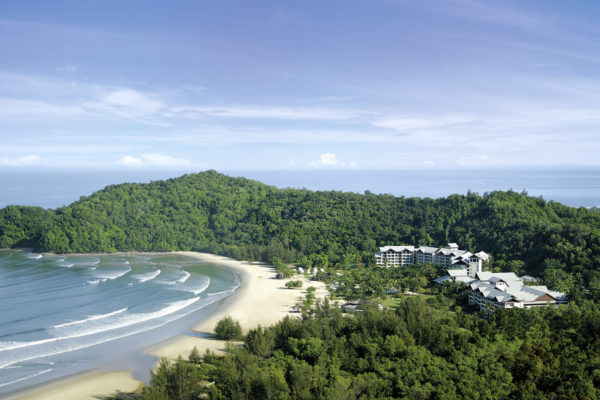 The beaches of Kota Kinabalu