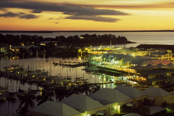Sunset Over Cullen Bay, Darwin